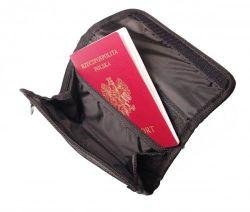 Peněženka na pas Fjord Nansen Heroy