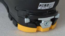 Dynafit náhradní držák čepů boty heel insert malé 48612