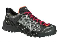 Salewa WS  Wildfire GTX Black White