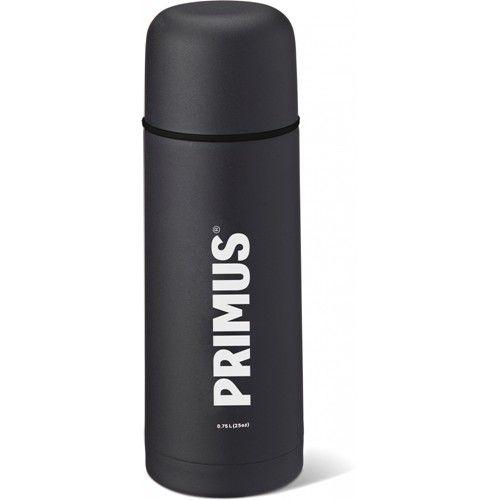 Termoska dvouplášťová Primus 0,75 Black 741056