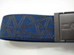 Opasek CMP stretch Black Blue