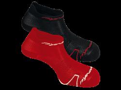 Ponožky Dynafit Ultralight Footie 2 páry červené