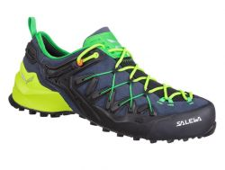 Salewa MS Wildfire Edge Ombre Blue Fluo Yellow