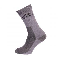 Ponožky Fjord Nansen Norge šedé