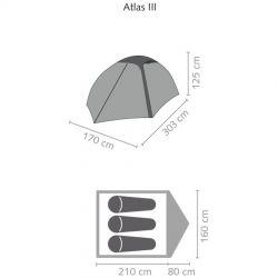 Stan Salewa Atlas III 5904-5311