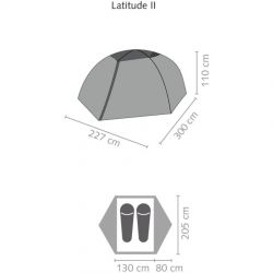 Stan Salewa Lattitude II 5901-5311
