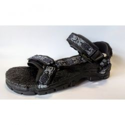 Trekové sandály Bufo Xapatan šedé