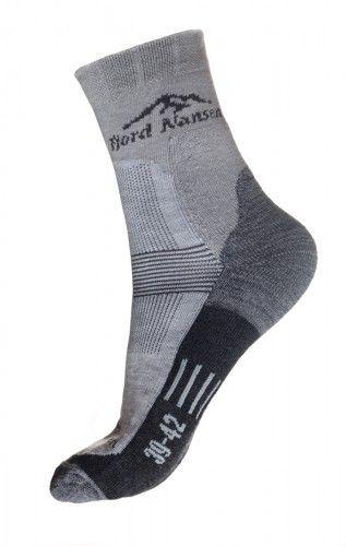 Ponožky Fjord Nansen Hike Low 31857