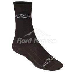Ponožky Fjord Nansen Trip černé