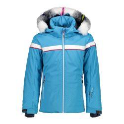 Bunda CMP lyžařská dívčí Blue Jewel