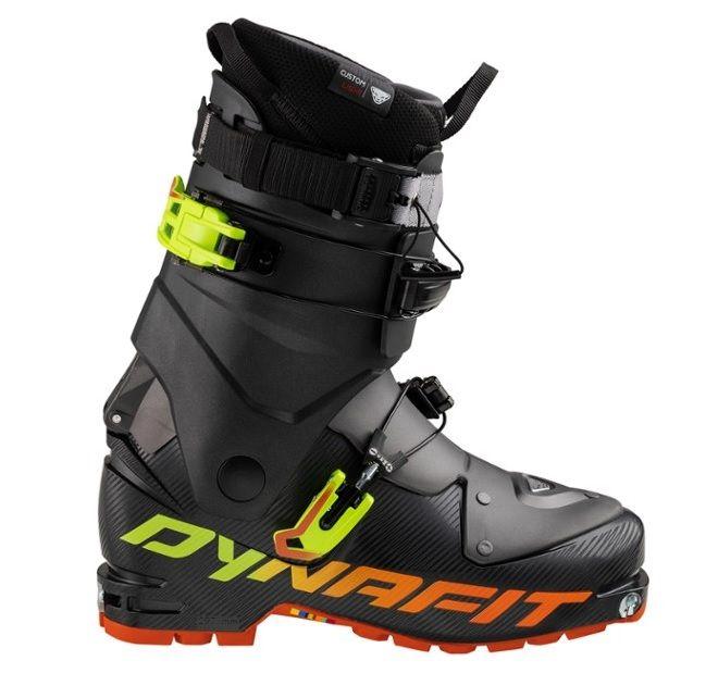Dynafit TLT Speedfit 61701-0938 Black-Fluo Orange 20/21