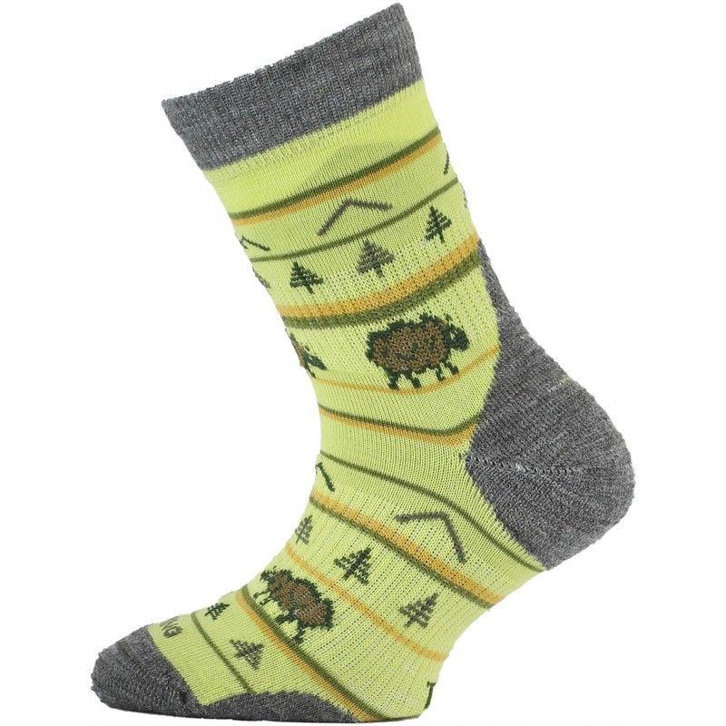 Dětské ponožky Lasting Merino TJL-608