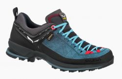 Salewa WS MTN Trainer GTX 2 Dark Denim Fluo Coral