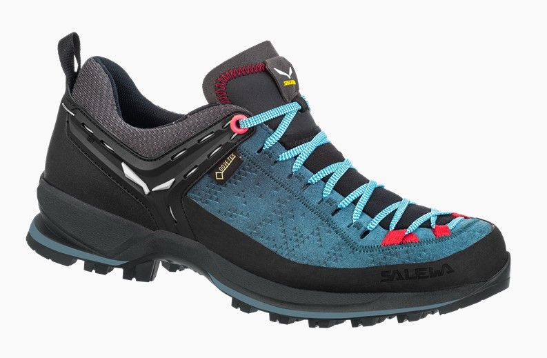 Salewa WS MTN Trainer GTX 2 61358-8679 Dark Denim Fluo Coral