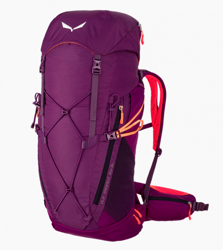 Batoh Salewa Alp Trainer 30+3l WS 1229-6870 Dark Purple