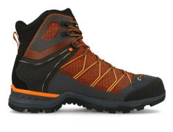 Boty Salewa MS MTN Trainer Lite Mid 2 GTX 61359-0927 Black Out Carrot