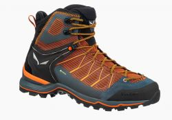 Boty Salewa MS MTN Trainer Lite Mid 2 GTX Black Out Carrot