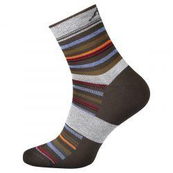 Ponožky Fjord Nansen Stripe Mix Grey