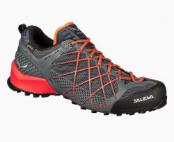 Salewa MS Wildfire GTX Omre Blue Fluo Orange