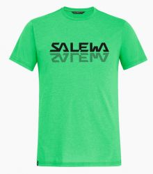 Triko Salewa Reflection DRY M Summer Green Melange