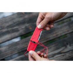 Křesadlo Primus Ignition Steel Large Barn Red 741260