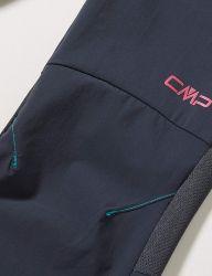 Dívčí kalhoty CMP Light Stretch Nylon 30T7385-U423 CMP Campagnolo