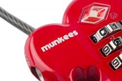 Munkees TSA zámek srdce 3606-2018