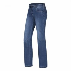 Ocun Medea Jeans Middle Blue