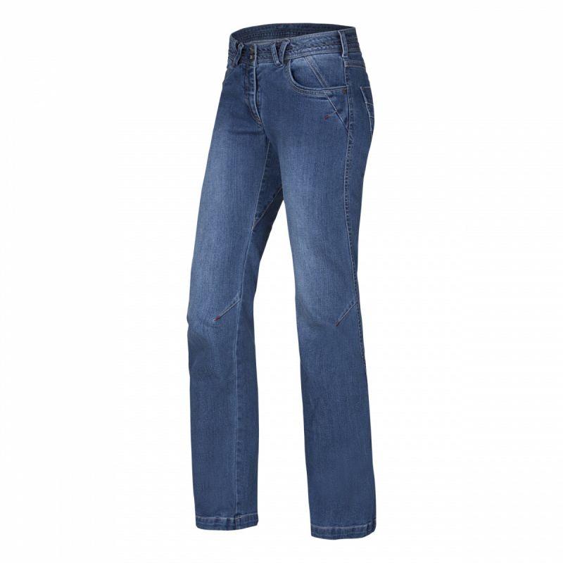 Ocun Medea Jeans Women 03817 Middle Blue
