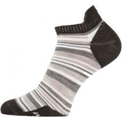 Ponožky Lasting Merino WCS šedé