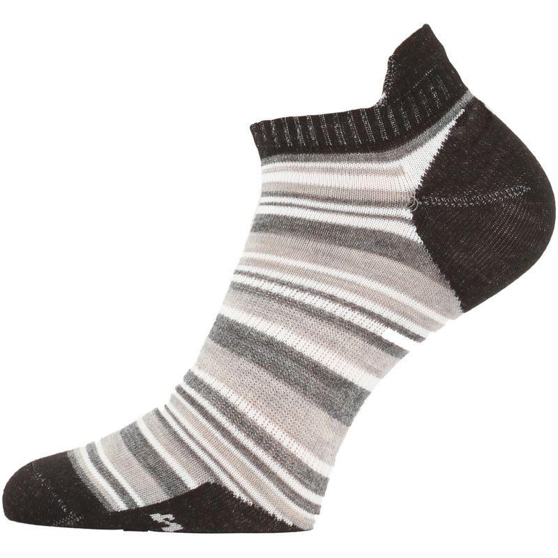 Ponožky Lasting Merino WCS-989 šedé