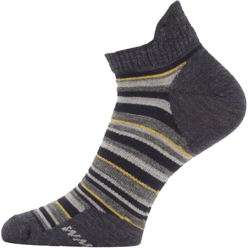 Ponožky Lasting Merino WPS WPS-505 šedé
