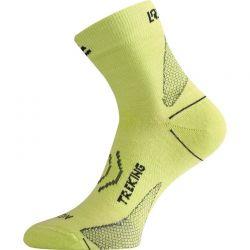 Ponožky Lasting TNW Merino zelené
