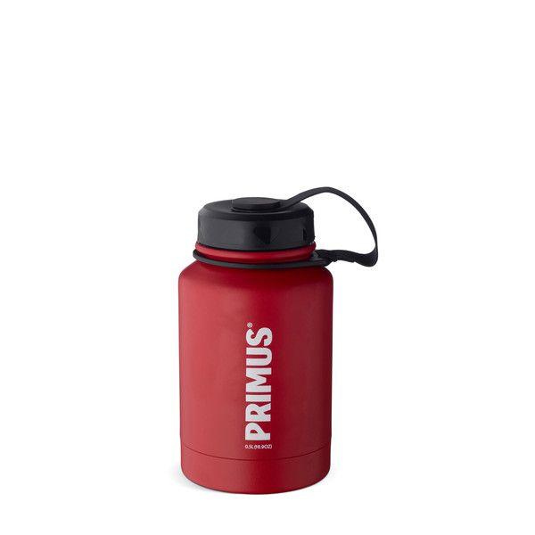 Primus lahev TrailBottle Vacuum S/S 0.5L Red 740210