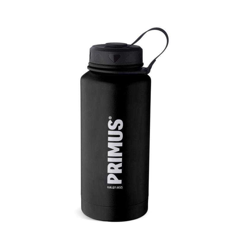 Primus lahev TrailBottle Vacuum S/S 0.8L Black 740230