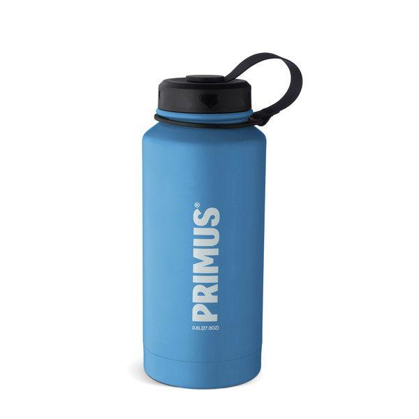 Primus lahev TrailBottle Vacuum S/S 0.8L Blue740250
