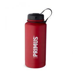Primus lahev TrailBottle Vacuum S/S 0.8L Red