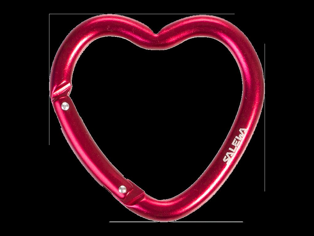Salewa karabina srdce 34101-1600