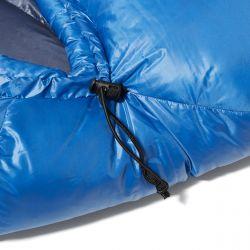Péřový spací pytel Fjord Nansen Nordkapp 500 XL pravý -22°/-5°/0°/9°