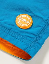 Dětské koupací šortky CMP Blue Saphire 3R50024-L583 CMP Campagnolo