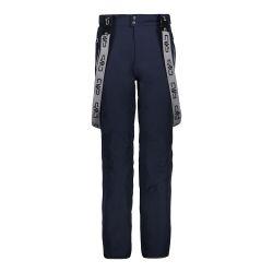 Kalhoty CMP lyžařské Stretch Black Blue