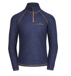 Mikina Fjord Nansen Halsa Golf Men Navy