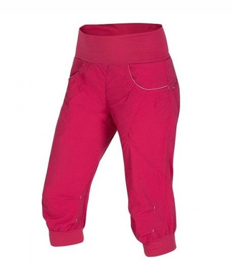 Ocun 3/4 kalhoty Noya Persian Red 02941