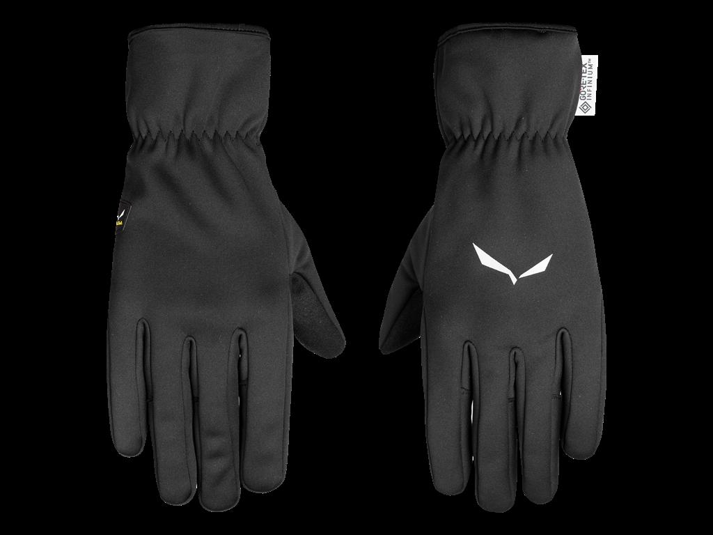 Rukavice Salewa WS Finger 25858-0910 Black