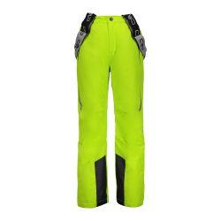 Kalhoty CMP lyžařské dětské Limegreen