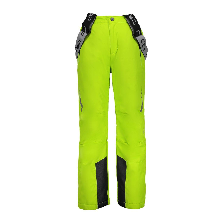 Kalhoty CMP lyžařské dětské 3W15794-E413 Limegreen CMP Campagnolo