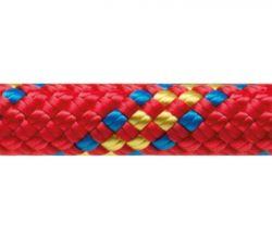 Repka smyčka pomocná průměr 2 mm red