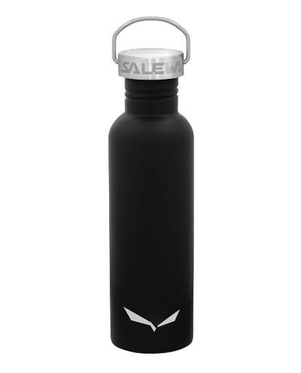 Salewa Aurino nerezová láhev na vodu 1,0 l 516-000 Black