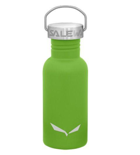Salewa Aurino nerezová láhev na vodu 0,5 l 513-5810 Fluo Green