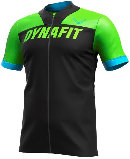 Triko Dynafit Ride M 71304-5641 cyklo dres Lambo Green